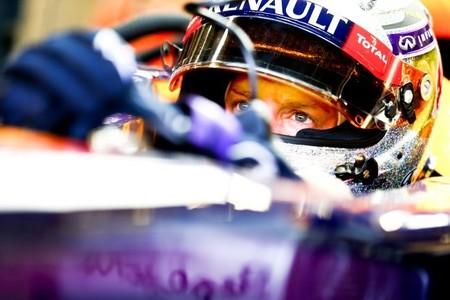 Sebastian Vettel presenta su seria candidatura a la pole