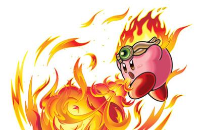 ¡He's On Fire! Juega con Kirby Fire en Super Smash Bros. gracias a este glitch