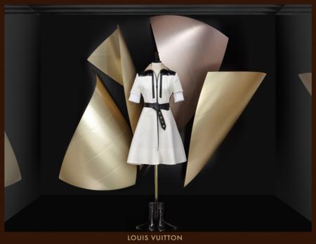 Louis Vuitton encarga la realización de sus próximos escaparates a Frank Gehry