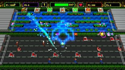 'Frogger: Hyper Arcade Edition' llegará esta primavera
