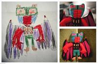 Oh' my neko: el dibujo de tu hijo hecho realidad