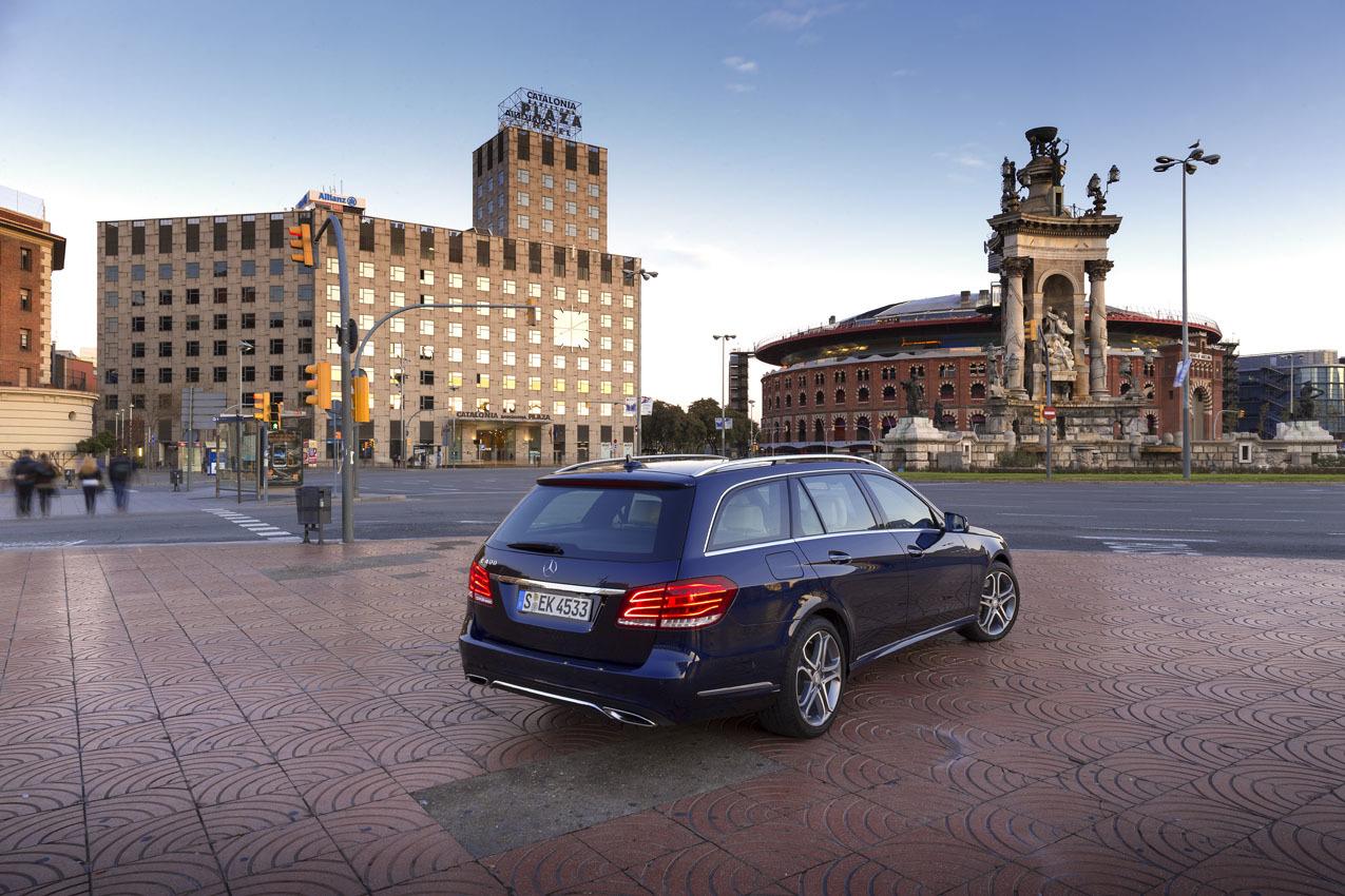 Foto de Mercedes-Benz Clase E 2013 (presentación) (45/48)