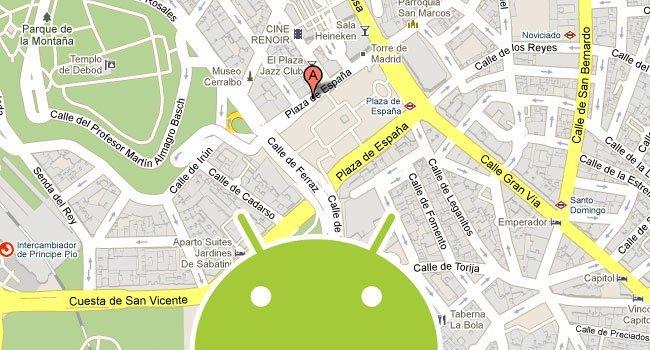 Localización en Android