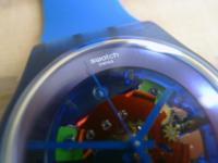 Swatch también quiere ponérselo difícil al Apple Watch
