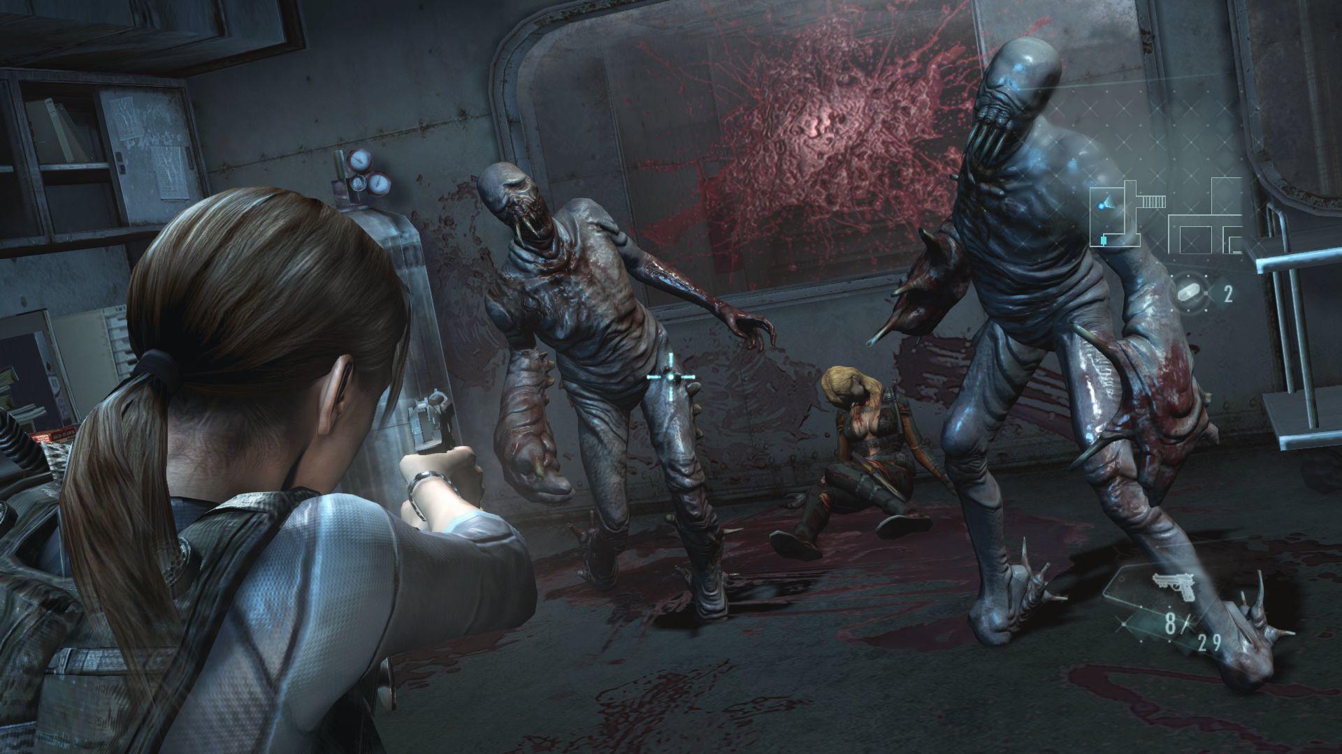 Foto de Resident Evil Revelations (12/18)