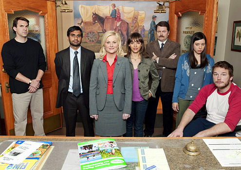'Parks and Recreation', la saturación del mockumentary