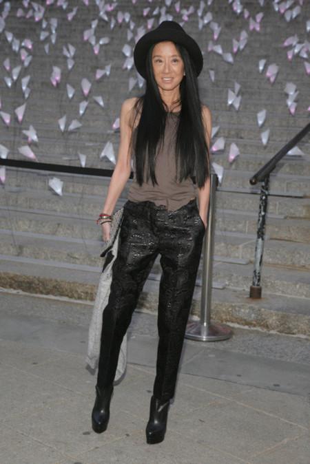 Vera Wang Vanity Fair Tribeca