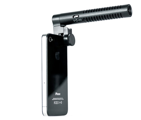 iPhone Boom Mic: sonido profesional en tus vídeos