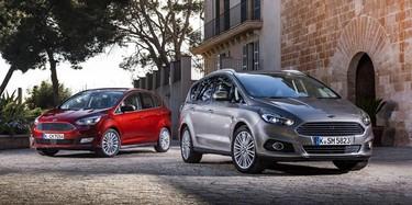 Análisis de los nuevos Ford C-MAX y Grand C-MAX: coches que nos hacen la vida más fácil a los padres