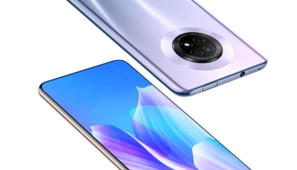 Huawei Enjoy veinte Plus: un reciente gama media con cámara pop-up, boceto de Mate 30 y conectividad 5G
