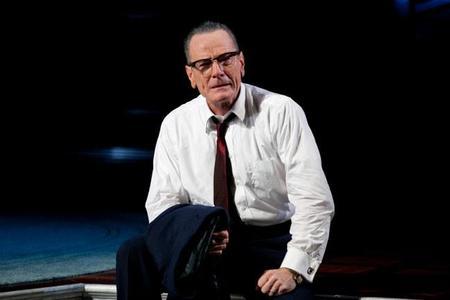 Spielberg y HBO traen de vuelta a Bryan Cranston a televisión