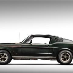 Foto 2 de 13 de la galería ford-mustang-bullitt-1968 en Motorpasión