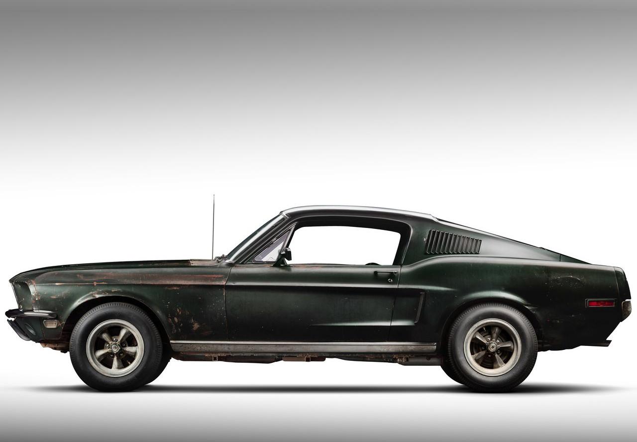 Foto de Ford Mustang Bullitt 1968 (2/13)