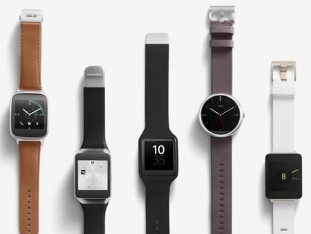Android Wear y sus carátulas interactivas finalmente llegan a Google Play