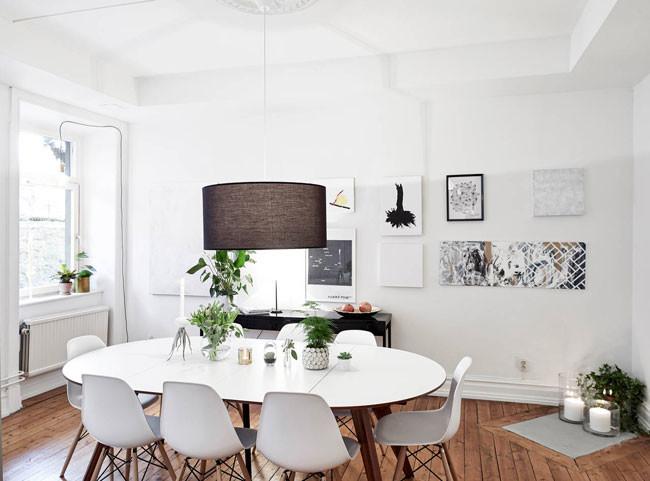 3 opciones bonitas para un comedor de estilo n rdico for Comedor estilo nordico