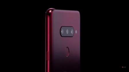 LG V40 ThinQ con cinco cámaras: LG confirma oficialmente el diseño de su próximo estandarte