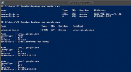Windows 8 Power Shell