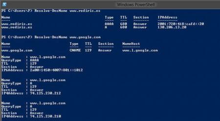 Windows 8 Power Shell