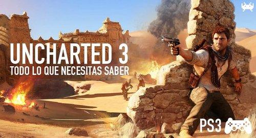 'Uncharted3:LaTraicióndeDrake',todoloquenecesitassaber