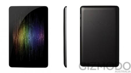 Nexus 7, así podría ser la tablet de Google