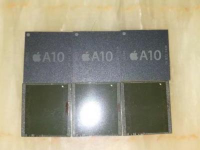 Se filtran las posibles imágenes del chip A10 del nuevo iPhone 7