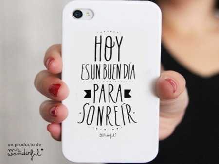 Mr Wonderful, diseño simple, sencillo ¡y muy bonito!