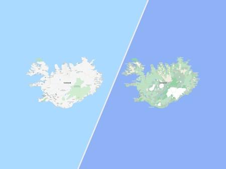Google Maps se actualiza a nivel global con mapas más detallados y colores más precisos