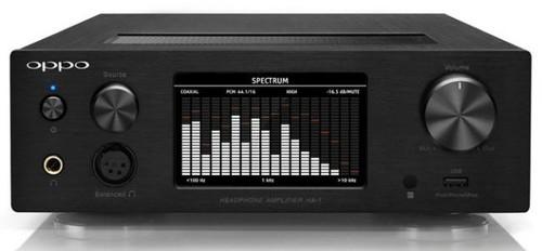Oppo HA-1, un amplificador de auriculares de referencia a precio de gama alta