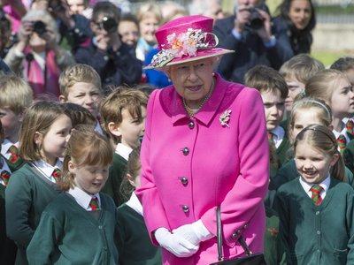 Hay solo una cosa a la que la Reina Isabel II ha dicho no en la boda de Meghan Markle y el Príncipe Harry