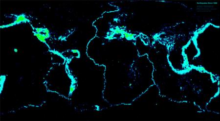 Terremotos De Los Ultimos 100 Anos