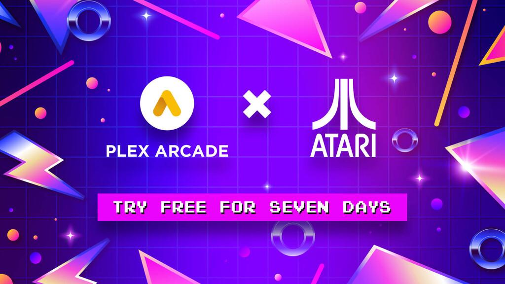Plex lanza un streaming de videojuegos que permite emular nuestras ROMs para varias plataformas, además de 27 clásicos de Atari