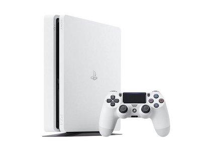 La PS4 Slim de 500 Gb en Blanco Glaciar, esta semana en PCComponentes por 279 euros