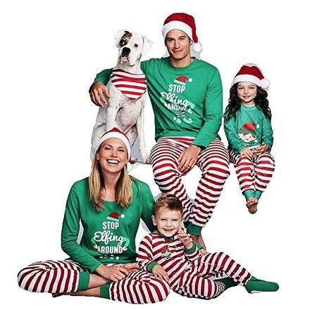 pijamas-familia