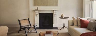 El último editorial de Zara Home dejan paso a los colores del bosque y a las texturas naturales en casa