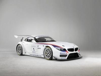 BMW Z4 GT3, adaptado para las carreras
