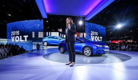 Chevrolet Volt Barra
