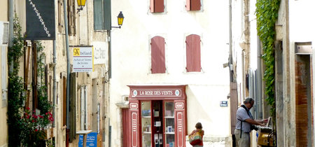 Unas vacaciones muy tranquilas: Montolieu, el pueblo del libro en Francia