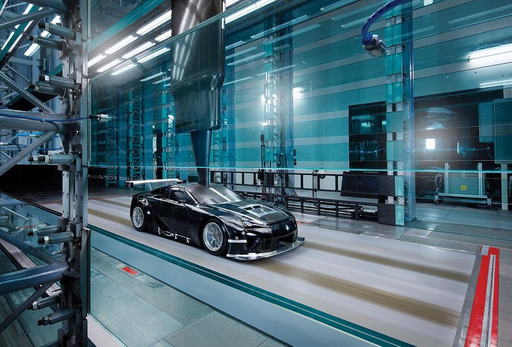 Foto de Lexus LFA GTE (4/6)
