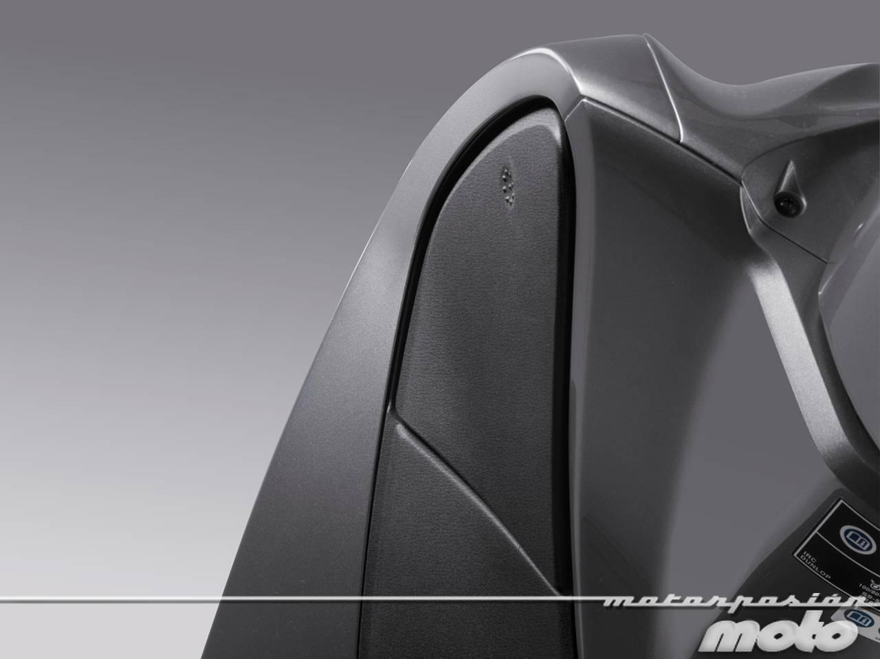 Foto de Honda Scoopy SH125i 2013, prueba (valoración, galería y ficha técnica)  - Fotos Detalles (71/81)