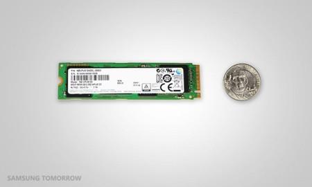 Samsung también lanzará el SSD SM951 en versión NVMe para PCs