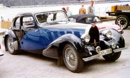 Bugatti Typ 57 Coupe 1936