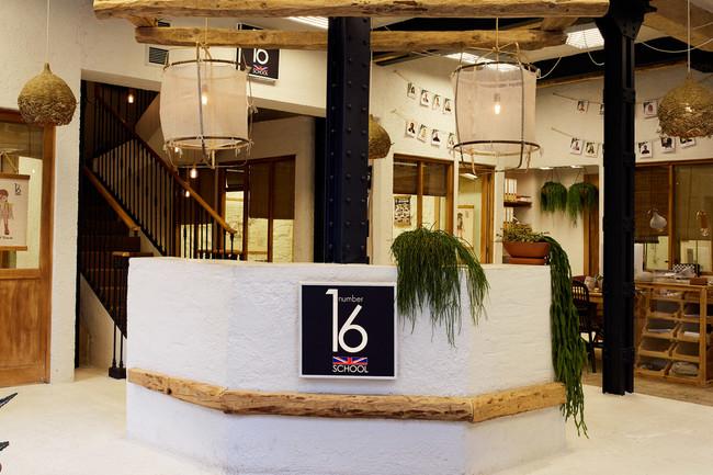 Number 16 School es la academia de inglés más bonita de Madrid y hablamos con ellos acerca de la importancia del diseño en todos los ambientes