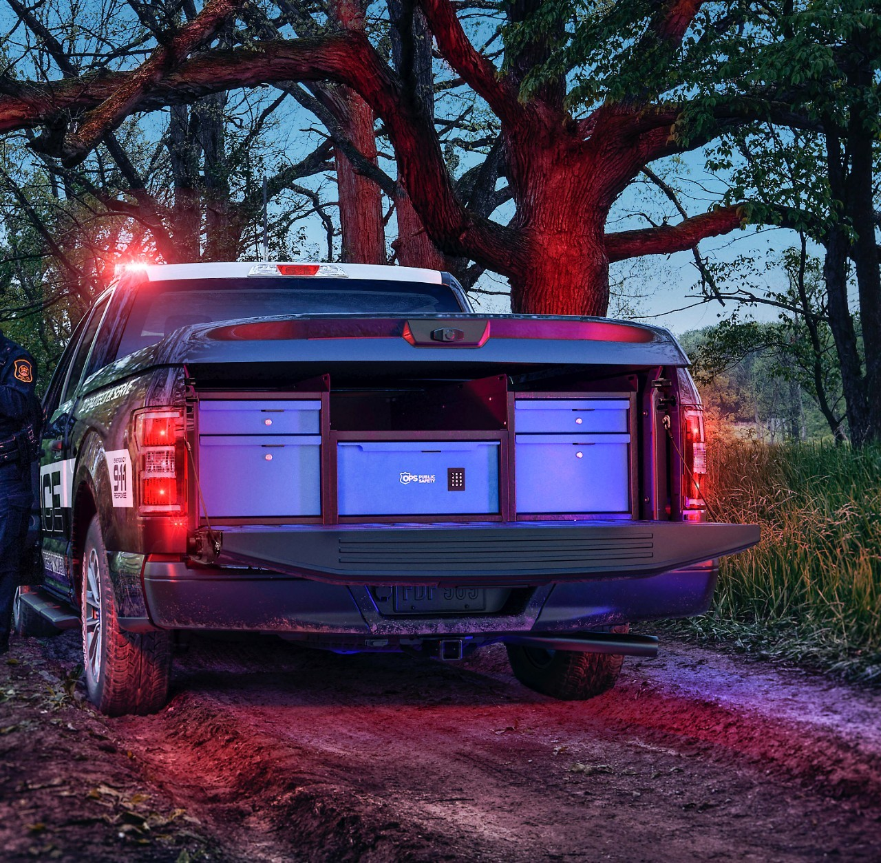 Foto de Ford F-150 Police Responder (7/9)