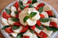 Albahaca, tomate y queso: una excelente combinación de alimentos
