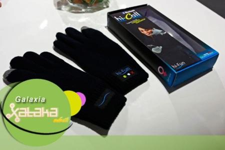 Desde unos guantes manos libres hasta satélites controlados con Android. Galaxia Xataka Móvil