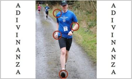 Solución a la adivinanza: los errores del corredor son la zancada, y la posición de sus brazos y tronco