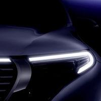 El Mercedes-Benz EQC inaugurará la era del vehículo eléctrico en Mercedes el próximo 4 de septiembre