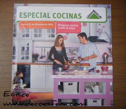 Accesorios Cocina Leroy Merlin | Lo Mejor De Las Cocinas De Leroy Merlin Para 2008