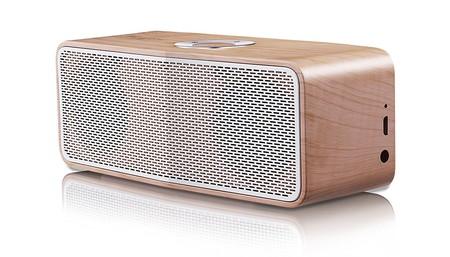 Altavoz Bluetooth LG P5 Wood, con 10W de potencia, por 49 euros y envío gratis