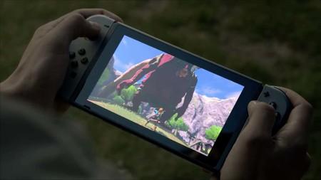 Con la batería externa adecuada puedes jugar durante 12 horas a Zelda en el modo portátil de Switch